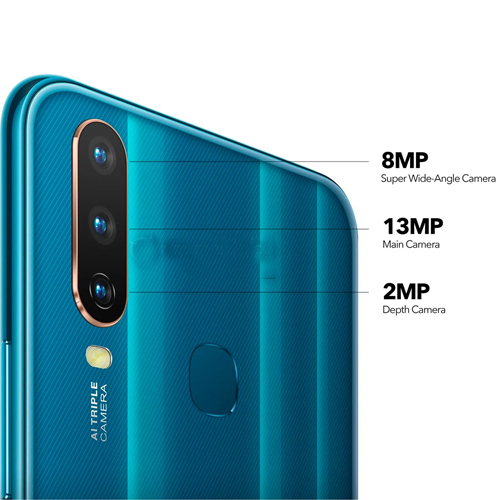 Vivo Y17 launched with triple rear cameras, 18W fast charging and 5,000mAh battery, vivo y17 launched with triple rear cameras,  18w fast charging & 5, 000mah battery,  vivo y17,  feature,  specification,  price,  gadgets,  technology,  ifairer