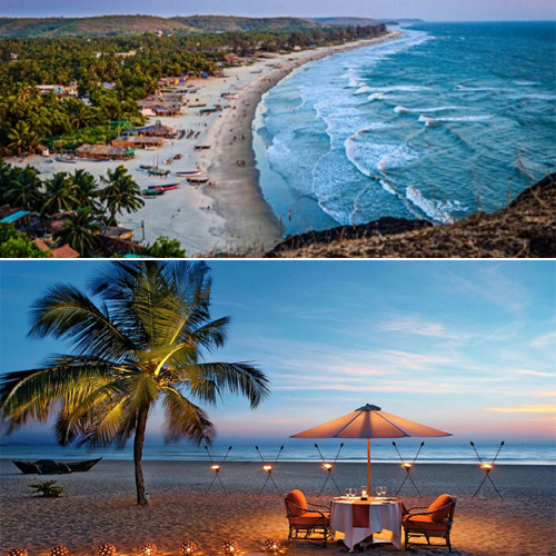 Famous Beaches In Goa: Find Out Which Beach Is Best for You, famous beaches in goa,  find out which beach is best for you,  goa beaches,  best beaches in goa,  goa beach guide,  destinations,  travel,  places,  ifairer