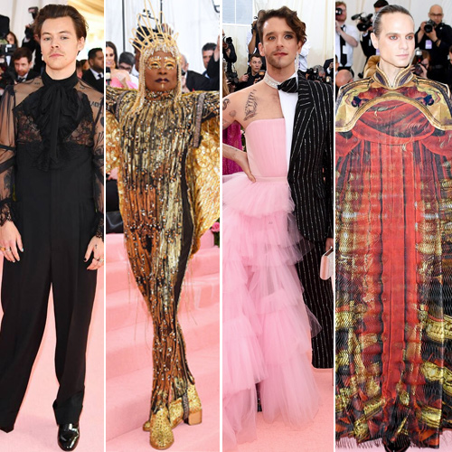 Met Gala 2019 fashion: See the 9 craziest looks of men, met gala 2019 fashion see the 9 craziest looks of men,  met gala 2019 2019,  met gala 2019 theme,  met gala,  #metgala,  2019 #metgala,  fashion trends 2019,  latest fashion,  ifairer