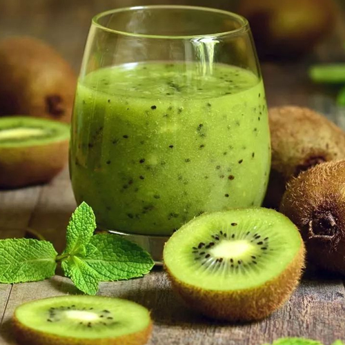 Kiwi fruit shake recipe