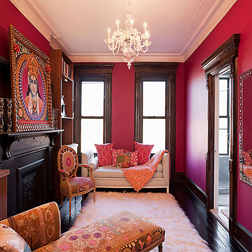 How to give an ethnic look to your home