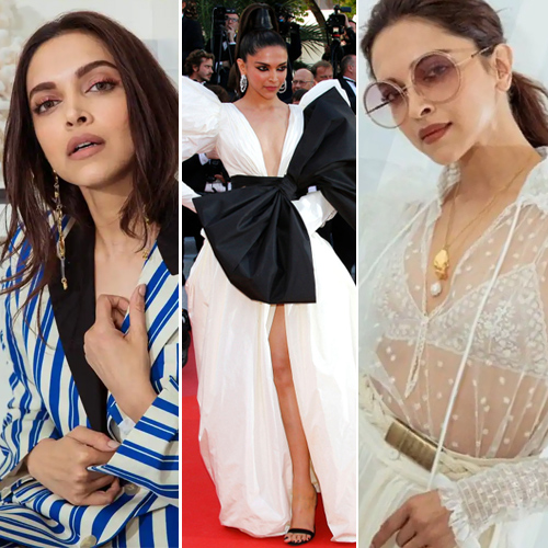 Deepika Padukone shines at Cannes 2019 in 7 different looks