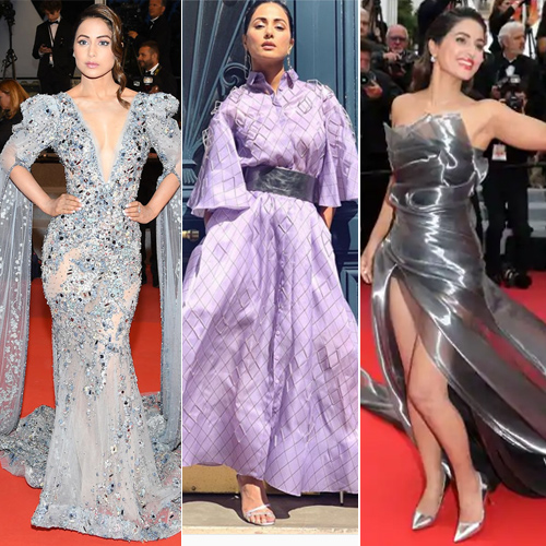Cannes 2019: Hina Khan makes heads turn in 6 appearance, cannes 2019: hina khan makes heads turn in 6 appearance,  #hinakhanatcannes #hinakhan #cannes2019 #cannesfilmfestival