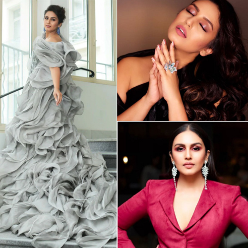 Cannes 2019: Huma Qureshi is an absolute diva as she stuns in 6 unique dresses, cannes 2019,  huma qureshi is an absolute diva as she stuns in 6 unique dresses,  huma qureshi dazzles at cannes,  #humaqureshi,  #cannes2019,  #cannesfilmfestival2019,  #humaqureshiatcannes,  bollywood news,  bollywood gossip