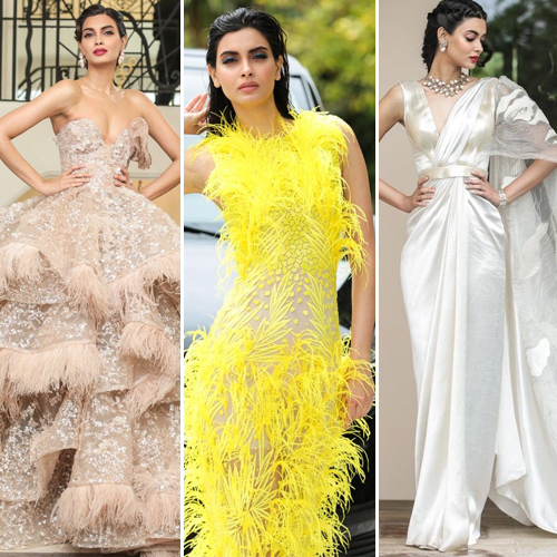Diana Penty shine at Cannes 2019 in 7 elegant outfits
