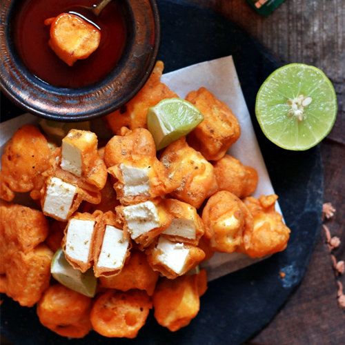 Mansoon special: Paneer pakora Recipe, mansoon special,  paneer pakora recipe,  how to make paneer pakora recipe,  recipe of paneer pakora recipe,  rainy day special recipe,  desserts,  ifairer