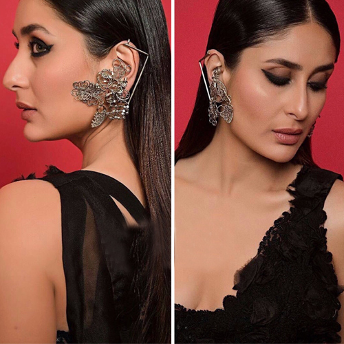 Ear cuff trend to rock this year, ear cuff trend to rock this year,  ear rings,  earcuffs,  celebrity fashion trend,  cool ear cuff earrings,  how to pull off that ear cuff trend,  ear cuff trend 2019,  fashion accessories,  ifairer