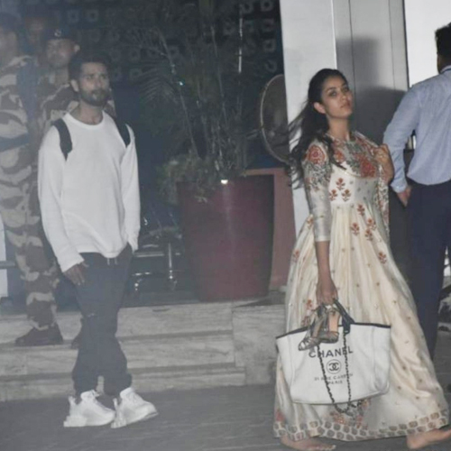 Mira Rajput trolled for holding her heels by hand, mira rajput trolled for holding her heels by hand,  mira rajput gets attacked by trolls for holding her heels in her hand alongside a chanel bag,  
