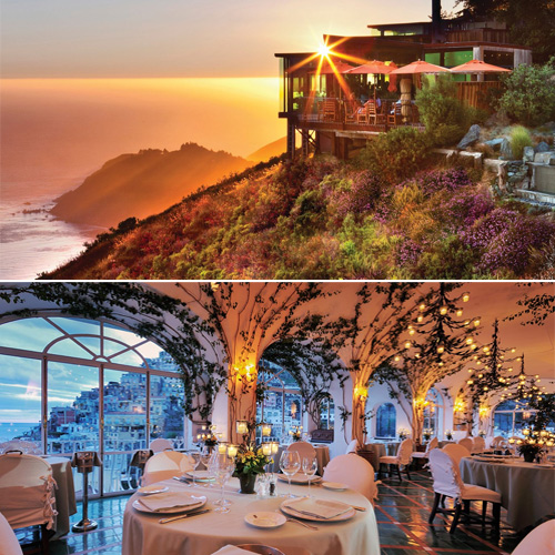 Amazing restaurants with the world's most scenic views, amazing restaurants with the world most scenic views,  restaurants with the world most jaw-dropping views revealed,  world most amazing restaurants with spectacular views,  hotels or resorts,  restaurants,  travel,  ifairer