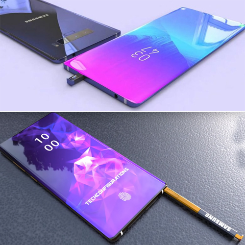 Galaxy Note 10 to launch on August 10 with centre punch-hole display, triple rear cameras , galaxy note 10 to launch on august 10 with centre punch-hole display,  triple rear cameras,  galaxy note 10,  price,  features,  specification,  new smartphone,  technology,  ifairer