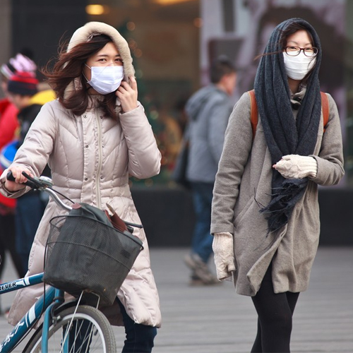 Study: Air pollution ups hypertension risk in Indian women