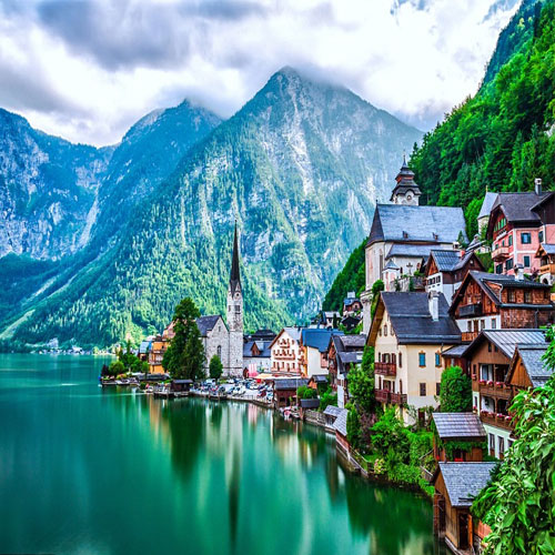 Real Fairy Tale Villages You Must Visit At least Once In Lifetime, real fairy tale villages you must visit at least once in lifetime,  the fairy-tale villages that make for a truly magical getaway,  real fairy-tale villages of the earth,  10 villages that look like real fairy tale,  destinations,  travel,  ifairer