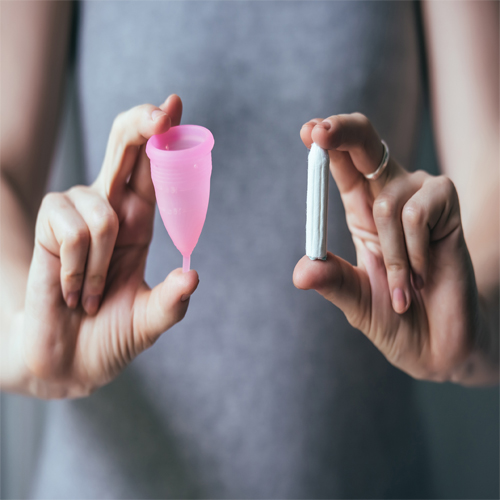 Menstrual Cups Are Safe, Says study