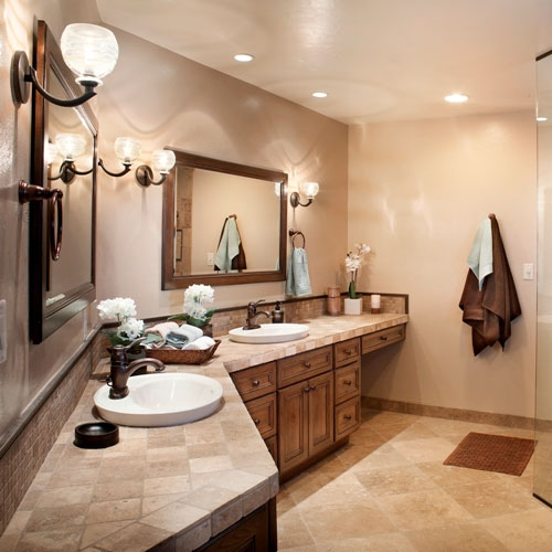 In unique ways: Organizing open bathroom shelves , in unique ways organizing open bathroom shelves,  tips to organize open bathroom shelves,  how to keep open bathroom shelving organized,  bathroom shelf ideas for an organized home,  home decor,  ifairer