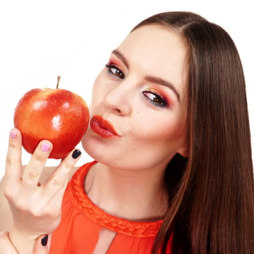One apple carries about 100 million bacteria, study, one apple carries about 100 million bacteria,  study,  apple,  bacteria,  health,  research,  ifairer
