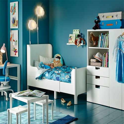 Decor changes to make kids room new and attractive