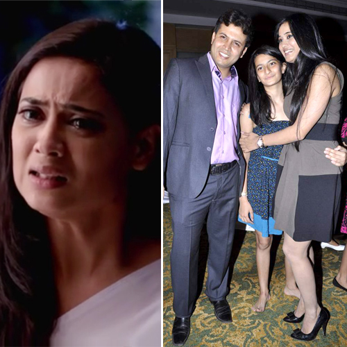 Shweta Tiwari files complaint against husband alleging domestic violence, slapping her daughter