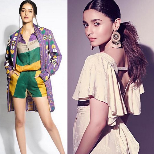 Not sure how to co-ordinates! Awesome celeb trends show you how, not sure how to wear co-ordinates,  awesome celeb trends show you how,  fashion trends 2019,  #ootd,  bollywood fashion statement,  ifairer