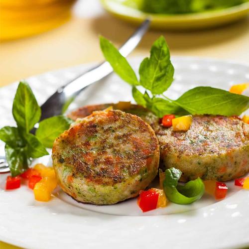 Mixed vegetable cutlet recipe