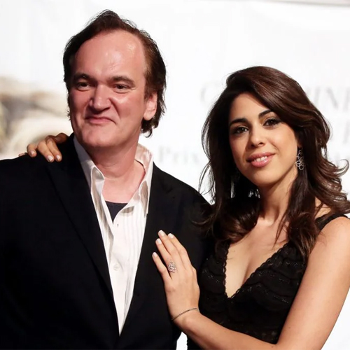 Quentin Tarantino expecting his first child with wife Daniella, quentin tarantino expecting his first child with wife daniella,  quentin tarantino,  daniella,  hollywood news,  hollywood gossip,  ifairer