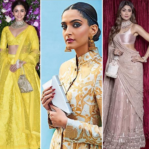 Clutches To Carry This Festive Season, clutches to carry this festive season,  attractive clutches for women,  clutches to jazz up your outfits this festive season,  latest collection of festive clutches,  stylish clutches for the festive season,  fashion accessories,  ifairer