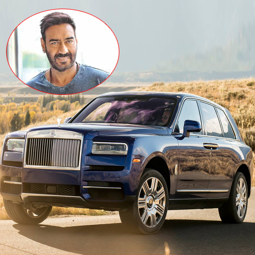 Ajay Devgn buys Rolls Royce Cullinan worth Rs 6.95 cr, ajay devgn buys rolls royce cullinan worth rs 6.95 cr,  after mukesh ambani and bhushan kumar,  ajay devgn becomes the third indian to own this luxury suv,  ajay devgn,  rolls-royce cullinan luxury suv,  bollywood news,  bollywood gossip,  ifairer