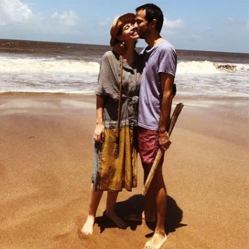 Kalki Koechlin makes her relationship official with boyfriend Guy Hershberg, kalki koechlin makes her relationship official with boyfriend guy hershberg,  kalki koechlin,  guy hershberg,  bollywood news,  bollywood gossip,  ifairer
