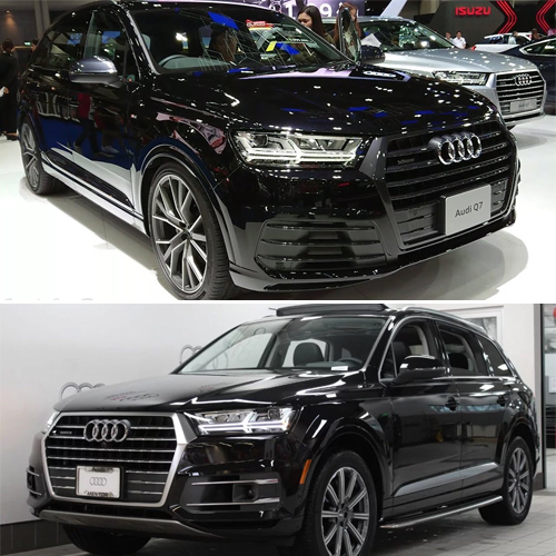 Audi Q7 Black edition launched in India with 5 advanced and unique features