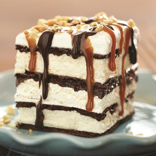 Ice cream sandwich cake recipe, ice cream sandwich cake recipe,  how to make ice cream sandwich cake,  recipe of ice cream sandwich cake,  cake recipe,  desserts,  ifairer