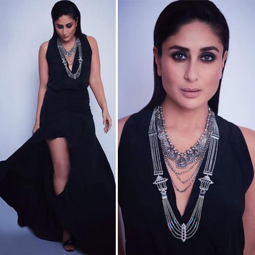 Kareena Kapoor's boho chic dress costs more than our yearly savings , kareena kapoor boho chic dress costs more than our yearly savings,  kareena kapoor wore rs 1 lakh dress for reality show,  kareena kapoor khan,  bollywood news,  bollywood gossip,  ifairer