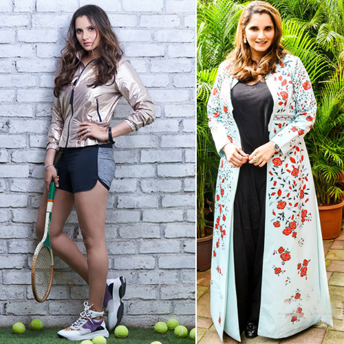 Sania Mirza's post-pregnancy weight loss secrets: How she lost 26kg in 4 months, sania mirza post-pregnancy weight loss secrets,  how she lost 26kg in 4 months,  sania mirza shares secrets of her post-pregnancy weight loss,  sania mirza,  post pregnancy,  weight-loss,  lose weight,  #mummahustle,  ifairer