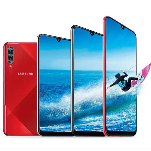 Samsung Galaxy A70s launched with 64MP triple rear camera, AI-powered game booster  , samsung galaxy a70s launched with 64mp triple rear camera,  ai-powered game booster,  samsung galaxy a70s,  price,  specifications,  technology,  ifairer