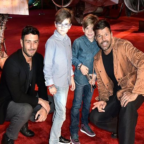 Ricky Martin expecting 4th child with husband Jwan Yosef, ricky martin expecting 4th child with husband jwan yosef,  icky martin and jwan yosef expecting fourth child,  ricky martin,  jwan yosef,  hollywood news,  hollywood gossip,  ifairer