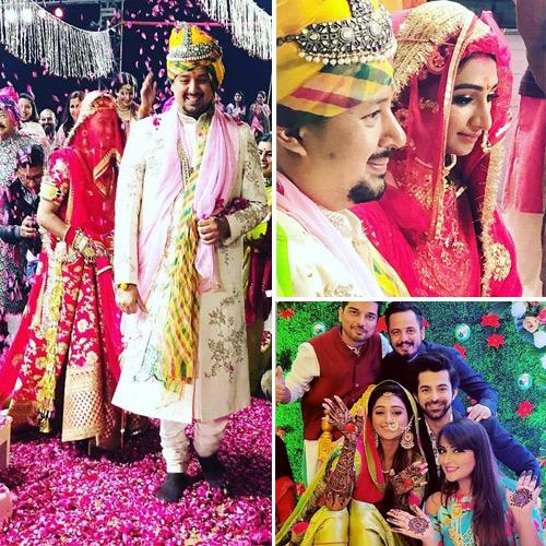 In pics: Look at Mohena Kumari Singh's royal wedding, in pics: look at mohena kumari singh royal wedding,  mohena kumari singh to marry suyesh rawat,  tv gossips,  tv celebs wedding,  ifairer