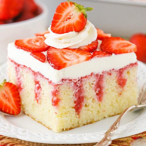 Recipe: Vanilla and strawberry ice cream sandwich cake , recipe,  vanilla and strawberry ice cream sandwich cake,  how to make ice cream sandwich cake,  recipe of ice cream sandwich cake,  desserts,  ifairer