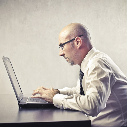 Study: Working long hours could make you BALD, study,  working long hours could make you bald,  working longer hours plays a major role in people going bald,  work,  bald,  research,  ifairer