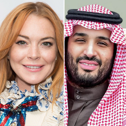 Lindsay Lohan dating Saudi Crown Prince Mohammad Bin Salman, lindsay lohan dating saudi crown prince mohammad bin salman,  lindsay lohan,  saudi crown prince mohammad bin,  hollywood news,  hollywood gossip,  ifairer
