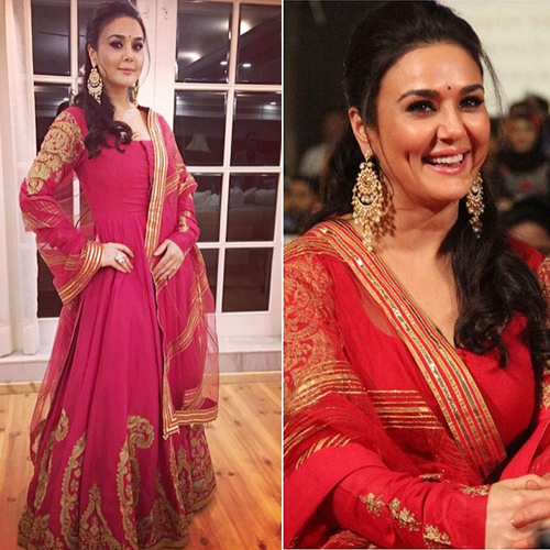 Make this wedding season stunning and stylish with these 10 ethnic outfits, make this wedding season stunning and stylish with these 10 ethnic outfits,  b-town actresses in bright traditional outfits,  bollywood style outfits,  