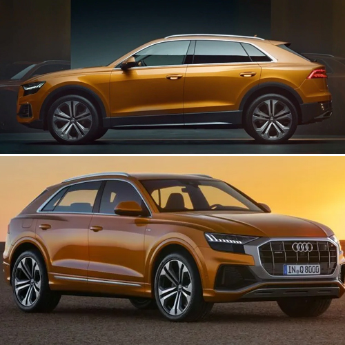 Audi Q8 to be launched in India in January 2020 with 7 unique features