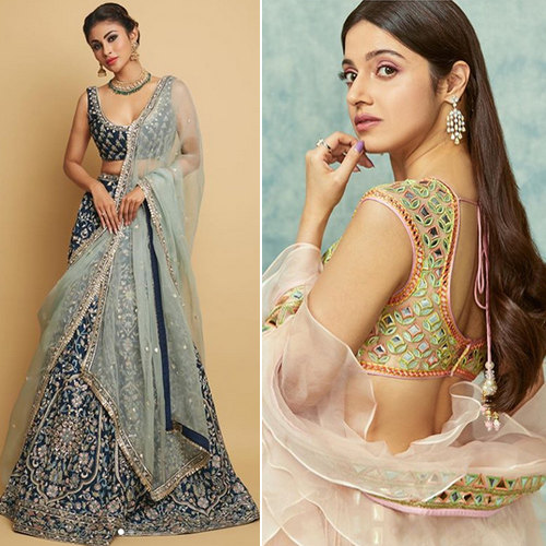 5 Wedding outfits with western touch to wear this season, 5 wedding outfits with western touch to wear this season,  bestie wedding outfits,  fashion trends 2019,  latest fashion,  ifairer