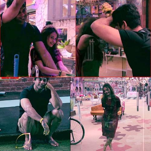 Bigg Boss 13: Sidharth Shukla and Devoleena Bhattacharjee's romance blooms, bigg boss 13,  sidharth shukla and devoleena bhattacharjee romance blooms,  bigg boss 13,  sidharth shukla,  devoleena bhattacharje,  tv gossips,  tv serial news,  ifairer