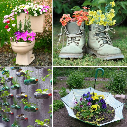5 Ways to decor your garden from waste material without spending money, 5 ways to decor your garden from waste material without spending money,  decor tips for your garden,  fabulous ideas to decor your garden,  decor your garden in budgets,  gardening,  ifairer