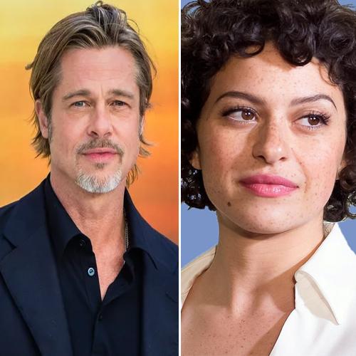 Is Brad Pitt dating Alia Shawkat, is brad pitt dating alia shawkat,  is brad pitt,  alia shawkat,  hollywood news,  hollywood gossip,  ifairer