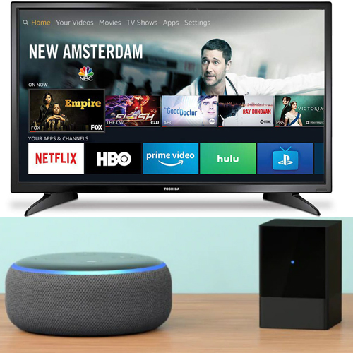 Amazon Fire TV Blaster launched, brings hands-free voice control to home