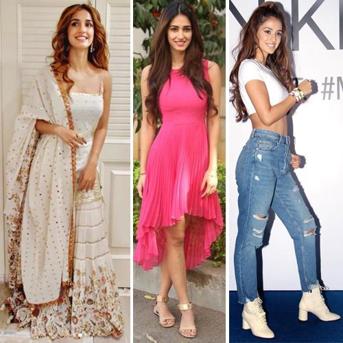 Disha Patani's 7 style evolution, you must love