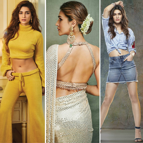 Take 10 style cues from Kriti Sanon for this season, take 10 style cues from kriti sanon for this season,  kriti sanon style , kriti sanon setting wardrobe goals,  style tips to take from kriti sanon