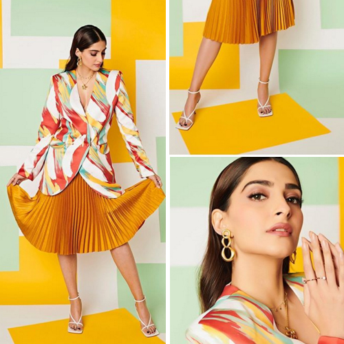 The price tag of Sonam Kapoor's heels can burn a hole in your pockets, the price tag of sonam kapoor heels can burn a hole in your pockets,  sonam kapoor,  bottega veneta,  bollywood news,  bollywood gossip,  ifsirer