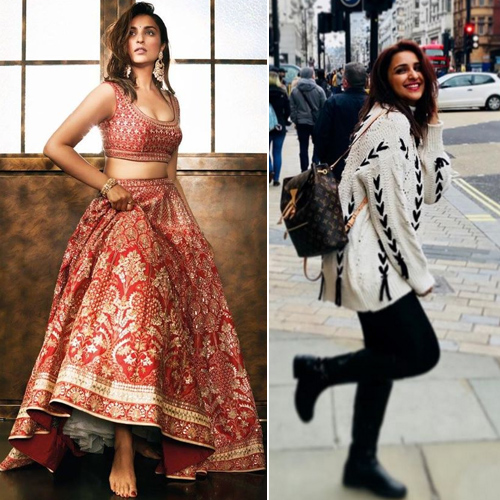 Dress like a star: Parineeti Chopra's 20 outfits will be on your shopping list, dress like a star,  parineeti chopra 20 outfits will be on your shopping list,  parineeti chopra,  latest outfits,  fashion trends 2019,  latest fashion trends,  ifairer