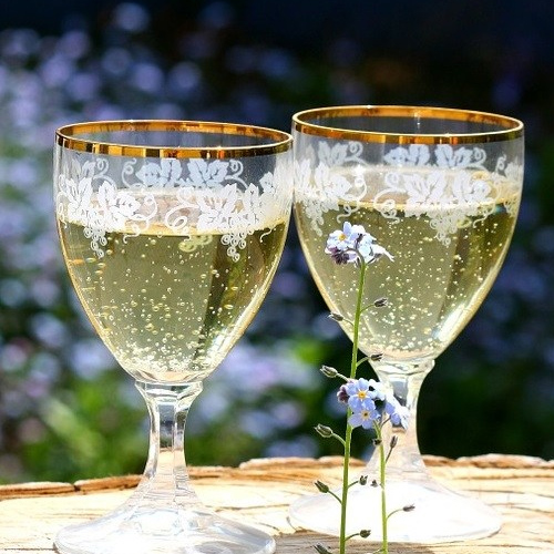 Christmas special recipe: Mock Champagne (non-alcoholic)