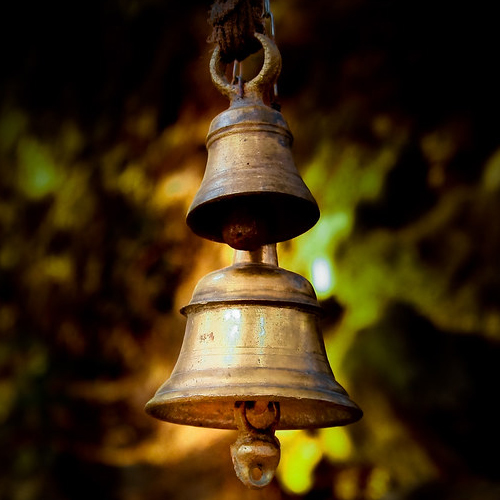 5 Reason why there are bells in Temples, 5 reason why there are bells in temples,  importance of bells in hindu temple,  why do we ring bells before praying,  bells in temples,  spirituality,  astrology,  ifairer